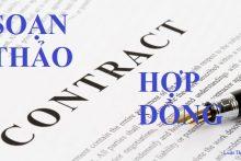 Hợp đồng – giấy tờ pháp lý của doanh nghiệp