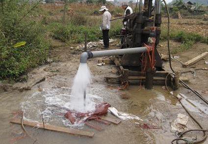 Thủ tục xin cấp giấy phép khai thác nước dưới đất
