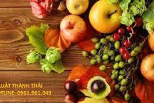 Thủ tục cấp Giấy chứng nhận an toàn thực phẩm tại Sở Nông nghiệp và phát triển nông thôn
