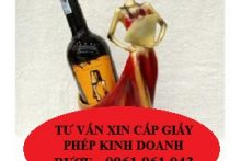Điều kiện bán rượu tiêu dùng tại chỗ đối với thương nhân