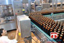 Cấp giấy phép sản xuất rượu công nghiệp có quy mô dưới 3 triệu lít/năm