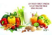 Chế độ kiểm thực ba bước đối với cơ sở kinh doanh dịch vụ ăn uống