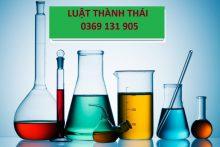 Đảm bảo an toàn trong sản xuất, kinh doanh hóa chất cần đáp ứng yêu cầu gì?