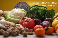 Một số khái niệm cần hiểu về an toàn thực phẩm bạn cần biết