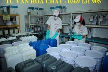 Doanh nghiệp sử dụng hóa chất để sản xuất hàng hóa thì phải đáp ứng điều kiện gì?