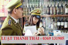 Những hành vi vi phạm về kinh doanh rượu được pháp luật quy định?