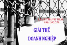 Hướng dẫn giải thể doanh nghiệp uy tín chất lượng tại huyện Phúc Thọ