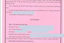 Dịch vụ làm Giấy phép bán buôn rượu ở Hà Nội tại Luật Thành Thái