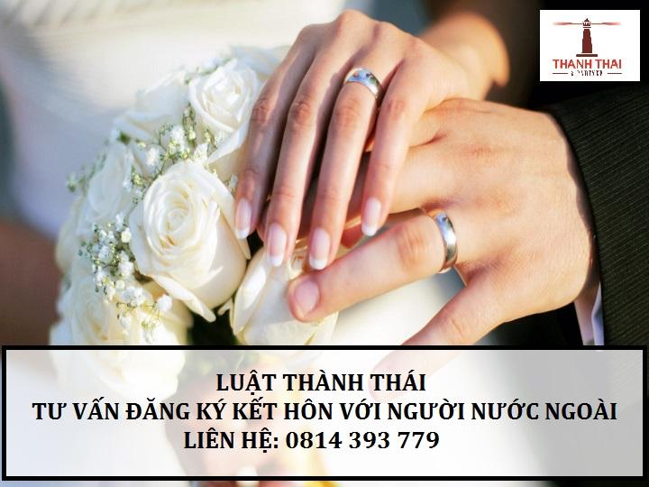 Luật Thành Thái cung cấp dịch vụ tư vấn trọn gói đăng ký kết hôn với người nước ngoài