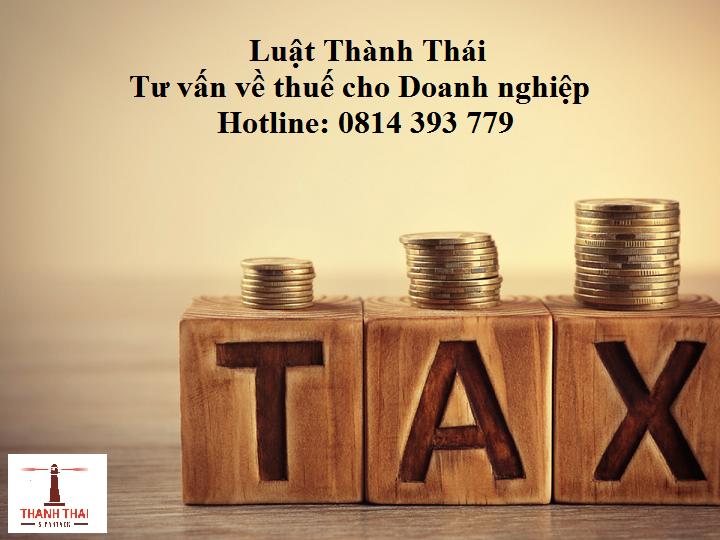 Các loại thuế Doanh nghiệp phải nộp là gì?