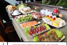 Tư vấn làm giấy chứng nhận an toàn thực phẩm cho nhà hàng buffet