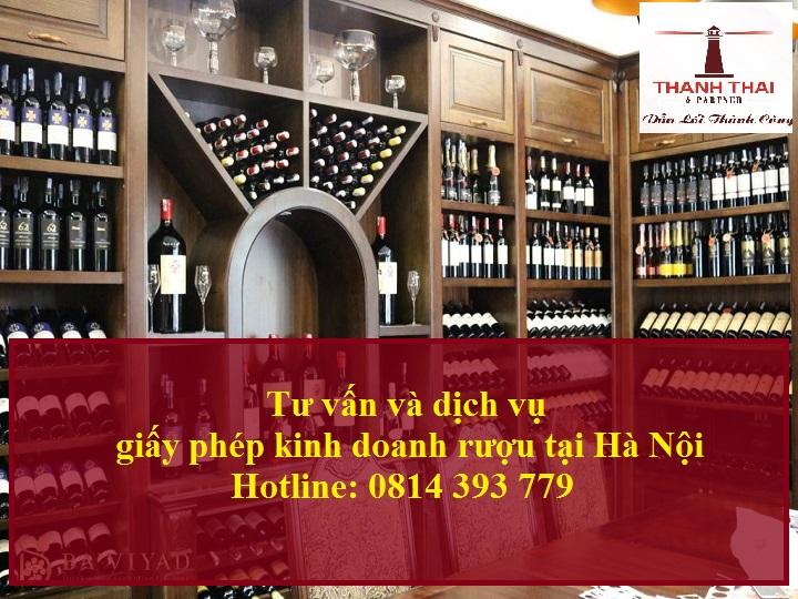 Tư vấn và dịch vụ làm Giấy phép bán lẻ rượu ở Quận Bắc Từ Liêm