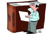 Giải quyết tranh chấp lao động cá nhân