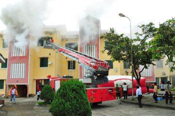 Xin cấp giấy phép phòng cháy chữa cháy nhanh tại Hà Nội