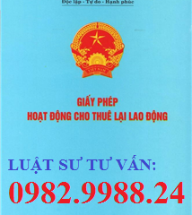 Dịch vụ giấy phép cho thuê lại lao động tại Hà Nam
