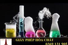 Cách ghi thông tin trên nhãn hóa chất như thế nào?