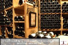 Xin cấp Giấy phép bán lẻ rượu tại quận Hoàng Mai như thế nào?