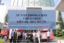 Danh mục cơ sở thuộc diện quản lý phòng cháy chữa cháy